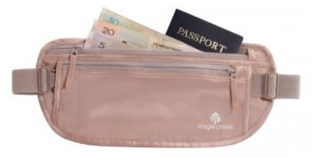 money belts for backpackers