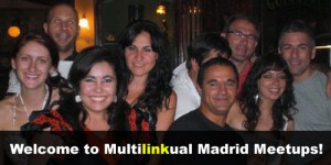 Multilinkual, madrid meetup