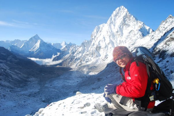 Picture of the Day: Himalaya Team Asia and European Adventurers