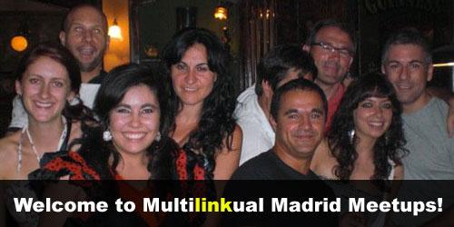 Multilinkual, madrid meetup