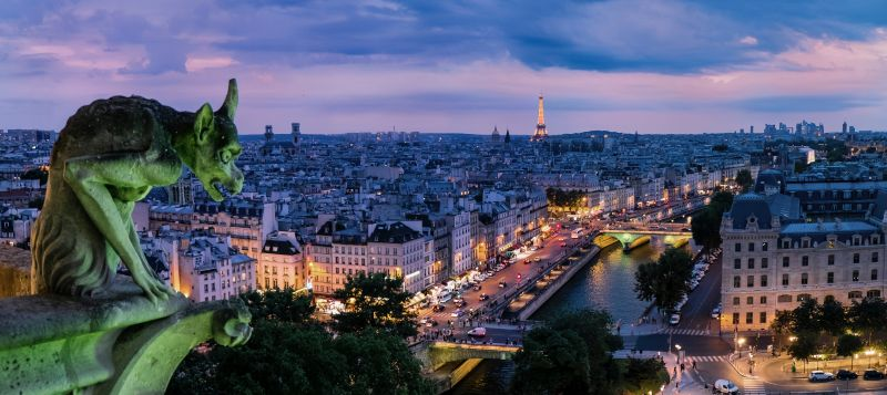 3 Great Night Clubs to Hang Out in Paris During The Summer